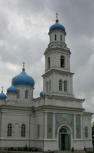 Духосошественский собор в Саратове фото