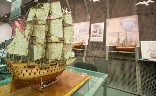 фотография экспонатов сургутского краеведческого музея