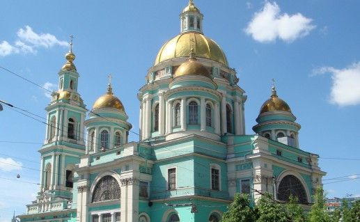 Елоховский собор в Подмосковье фото