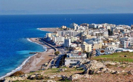 фотография города Родос