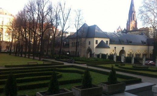 Императорский замок в Позани фотография