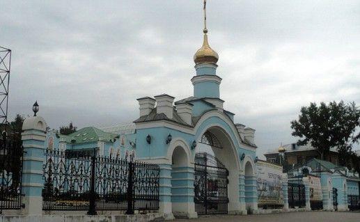 Иоанно-Предтеченский собор в Екатеринбурге фото