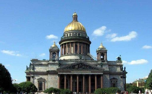 петербургский Исаакиевский собор фотография