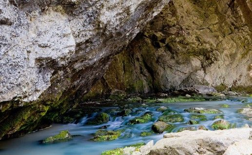 Капова пещера в Башкирии фотография