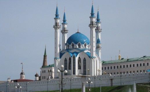 фотография Казанского кремля