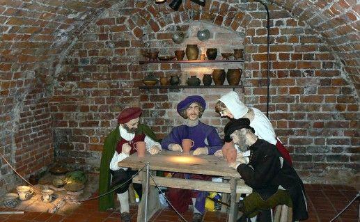 экспозиция музея Клайпедского замка фото