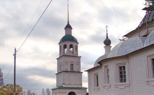 фото Колоцкого монастыря Можайск