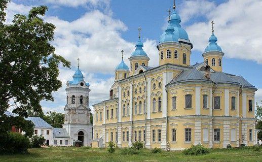 Коневский Рождество-Богородичный монастырь фото