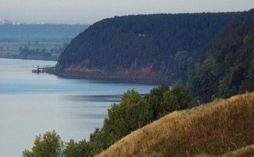 Красная горка в Елабуге фотография