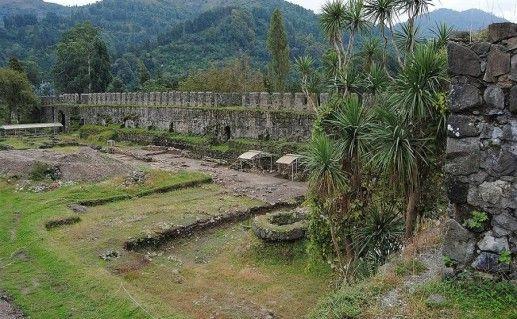 батумская крепость Гонио фото