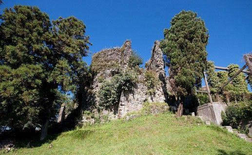 фотография крепости Петра в Батуми