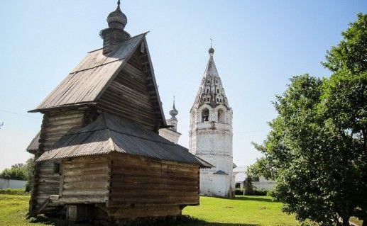 Михайло-Архангельский монастырь в Юрьев-Польском фото