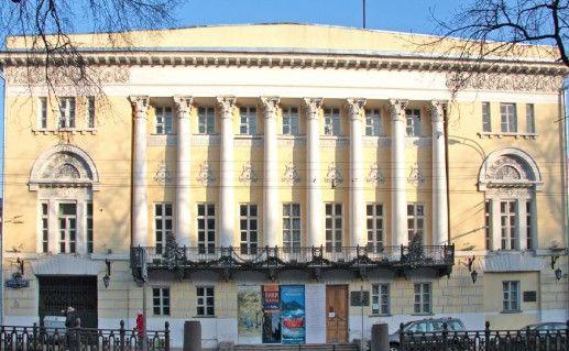 фото музея города Новосибирска