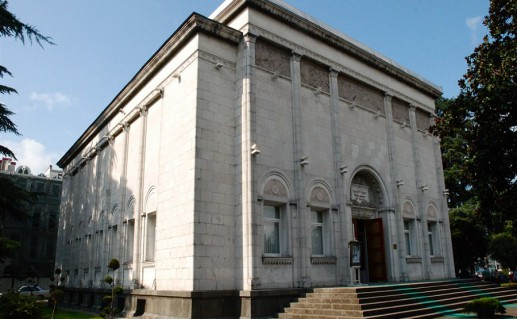фото музея искусств Аджарии в Батуми