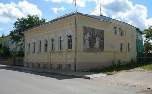фото музея истории предпринимательства в Боровске