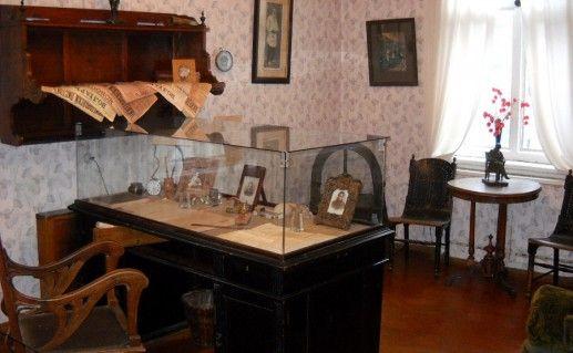 фото музея Горького в Нижнем Новгороде
