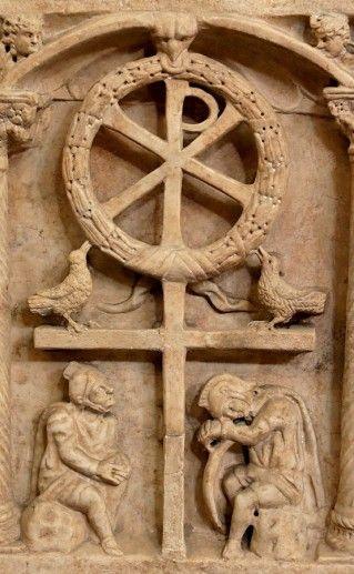 фотография музея Пио-Кристиано в Ватикане