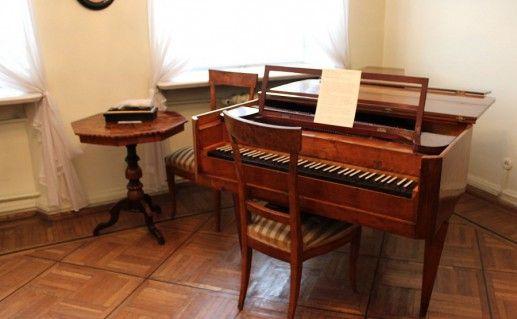 фотография познаньского музея музыкальных инструментов