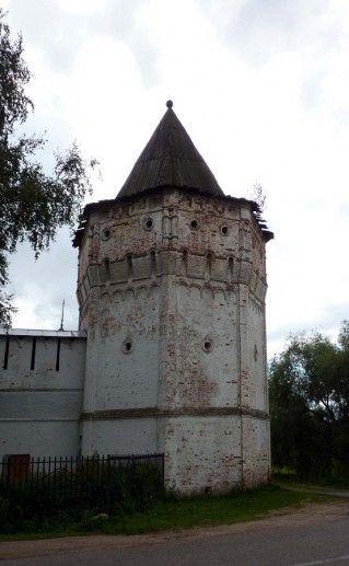 фотография дмитровского Николо-Пешношского монастыря