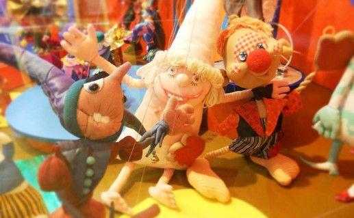 фотография новосибирского музея игрушки