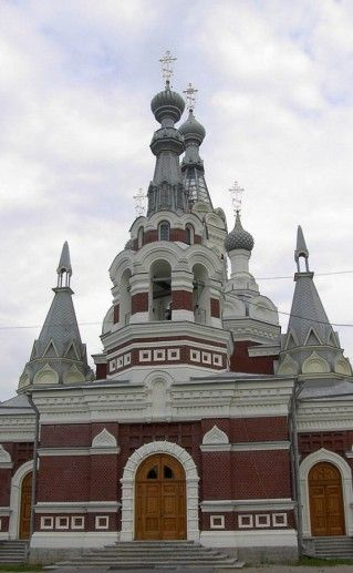 фотография павловского Собора Николая Чудотворца