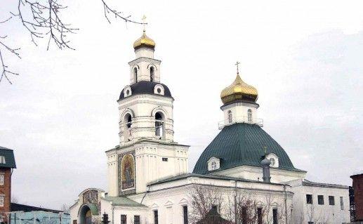 фото екатеринбургской Преображенской церкви