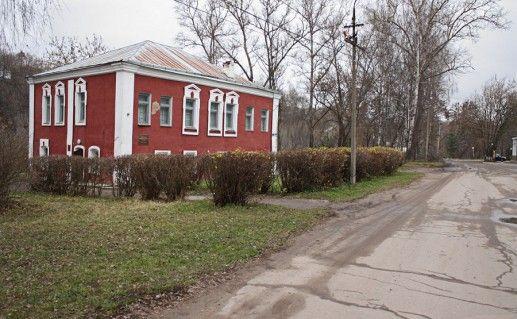 ржевский краеведческий музей фотография