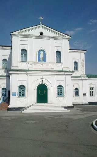 Самарский Свято-Николаевский монастырь фотография
