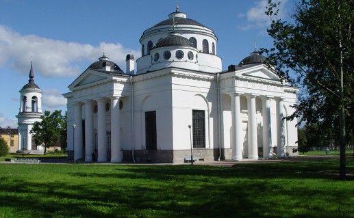 фотография Софийского собора в Санкт-Петербурге