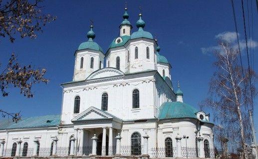 фото Спасского кафедрального собора в Елабуге