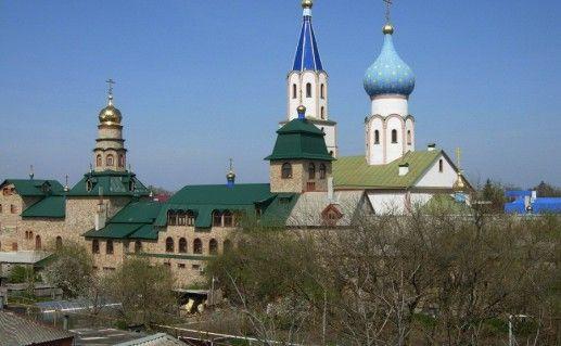 Свято-Духовский Тимашевский монастырь в Краснодарском крае фотография