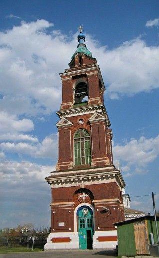 Свято-Покровская церковь в Юрьев-Польском фото