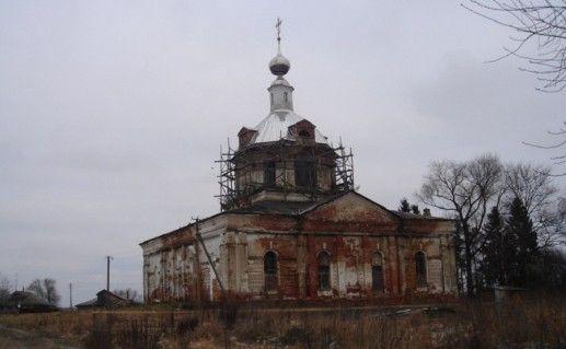 фотография Троицкого собора в Юрьев-Польском