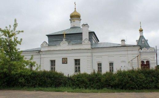 усадьба Голицыных в Юрьев-Польском фото