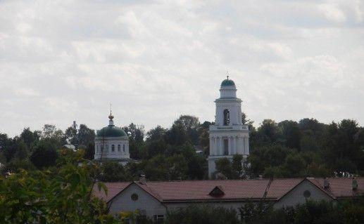 фото ржевской Оковецкой церкви