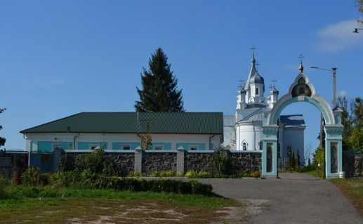 Свято-Преображенский Тригорский монастырь фотография