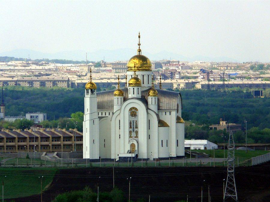 Храмы и соборы челябинской области реферат 6380