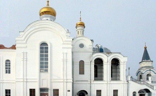 храм Серафима Саровского в Златоусте фото