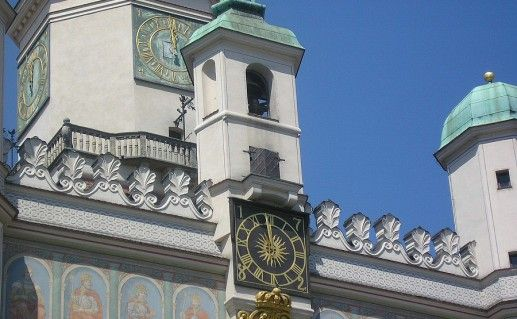 фотография Познаньской ратуши