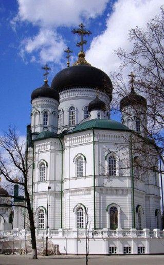 воронежский Воскресенский собор фото