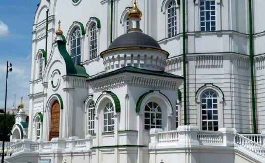 Собор Пресвятой Богородицы в Воронеже фото