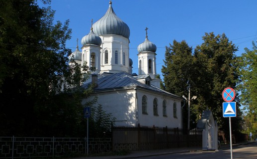 фотография ржевского Вознесенского собора