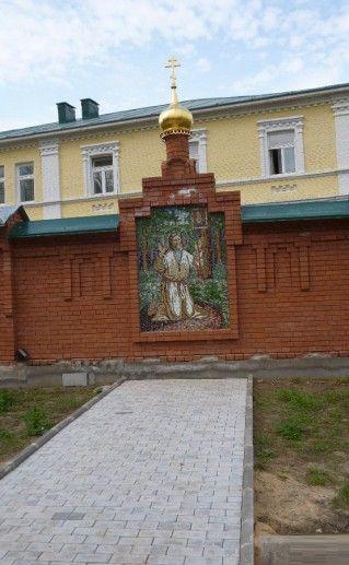 нижегородский Абабковский монастырь фотография