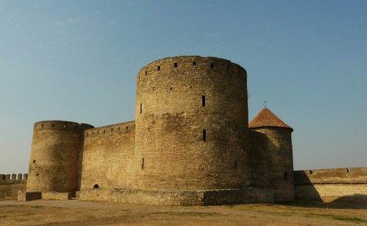 фото Аккерманской крепости фотография