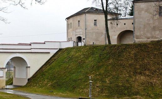 фото белорусского замка Гродно