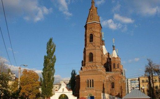 фото церкви иконы Елецкой Божией матери