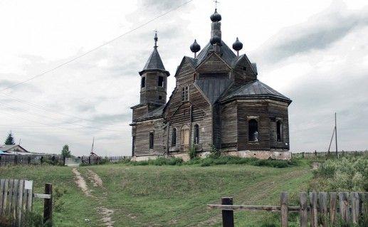 Фотография церкви Параскевы Пятницы в Красноярском крае