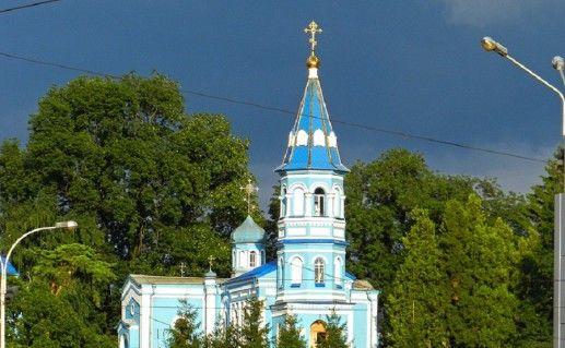 фотография владикавказской церкви Рождества Пресвятой Богородицы