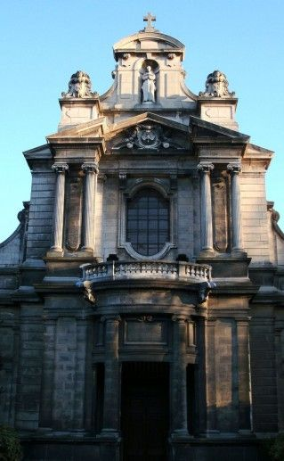 фото церкви Святого Бруно в Лионе