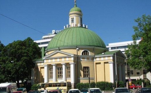 фотография церкви Святой Александры в Турку